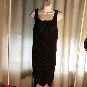 Women's black dress NWOT